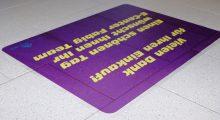 UV dot print'n'walk R9 ohne zusätzliche Schutzfolie – Jetzt auch in transparent!