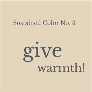 No 3 Give Warmth Logo